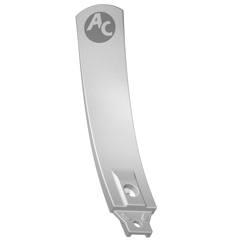 Leitblech Bednar SCHD 0080D (rechts) Agricarb