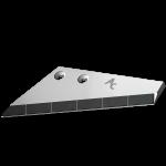 Flügelschar Farmet  mit HM ADS 9708G (links)