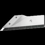 Flügelschar Kongskilde (Howard)  mit HM ADL 360CD (links)