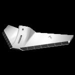 Flügelschar universal mit HM ADQ 5012