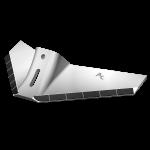 Flügelschar universal mit HM ADQ 5014