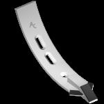 Scharspitze Lemken mit HM BDL 4386