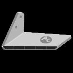 Flügelschar Agrisem mit HM  ADA 0301D (rechts)