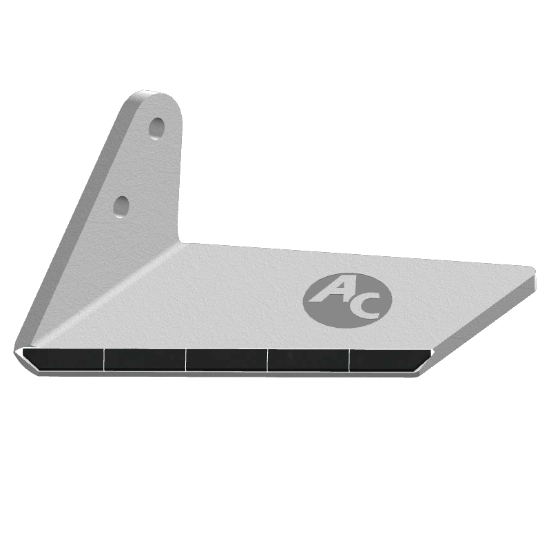 Flügelschar Agrisem mit HM ADA 0301D (rechts) Agricarb