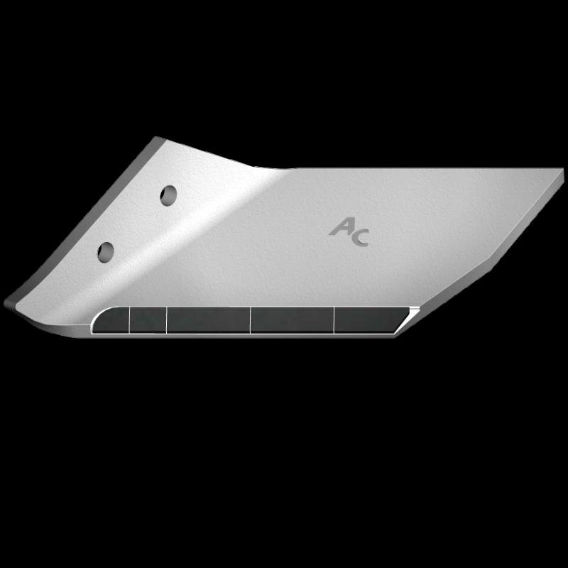 Flügelschar Lemken mit HM ADL 4460G (links) Agricarb