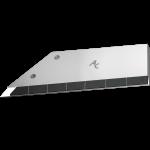 Flügelschar Lemken mit HM ADL 360D (links)