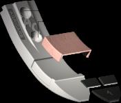 Scharspitze Bednar mit HM SCH 0080C Agricarb