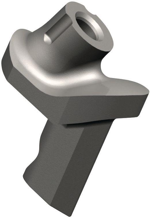 Rundschaftmeißel-Halter CB10-87 (20 mm)
