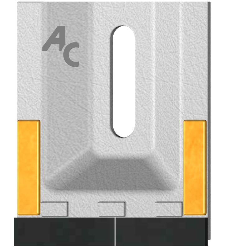 Abstreifer Amazone GAM 0085 mit HM Agricarb