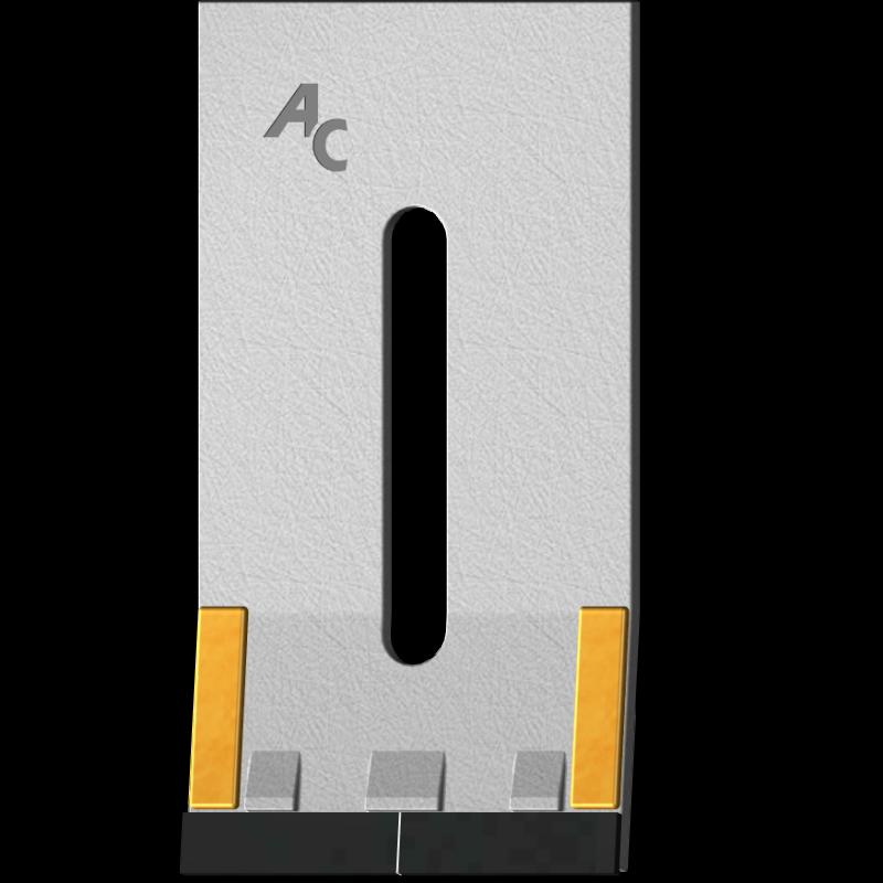 Abstreifer Kühn GKU 0090 mit HM Agricarb