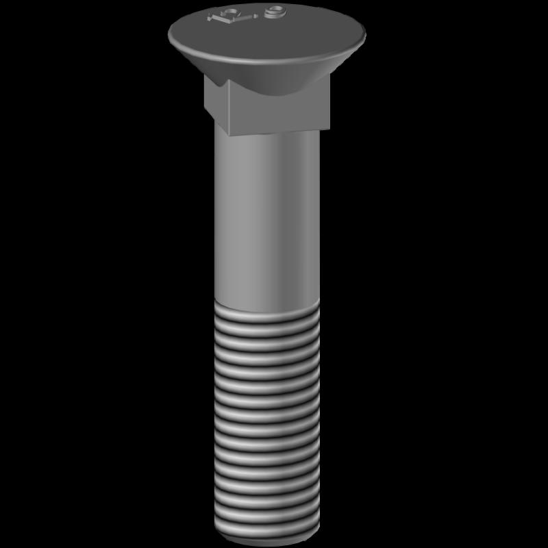 Pflugschr. Vierk. BTFCC 12100, 12.9