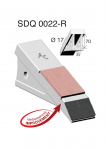 Tiefenlockerermeißel Vogel & Noot mit HM SDQ 0022-R