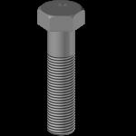 Schraube BTHEX 22140, 10.9
