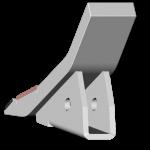 Tiefenlockerermeißel Alpego mit HM SDA 6080