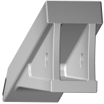 Tiefenlockerermeißel Quivogne mit HM SDQ 0022-AR Agricarb