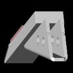 Tiefenlockerermeißel Razol mit HM SDR 4529-R