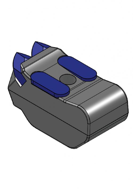 Schläger für Seppi, mit 4 x Hartmetallspitzen