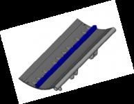 Prallplatte Doppstadt AK430