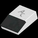 Meißelspitzen BOR 0030 (40x30x12 mm)