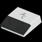 Meißelspitzen BOR 0045 (40x45x12 mm)