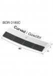 Meißelspitzen BOR 0180C  (40x180x12 mm)
