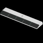 Meißelspitzen BOR 0225  (40x225x12 mm)