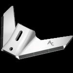 Meißelspitzen LEM 0273D (40x135x12 mm) Agricarb