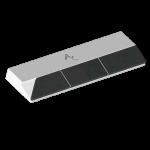 Meißelspitzen LEM 0273G (40x135x12 mm) Agricarb