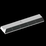 Meißelspitzen LEM 0275G (40x225x12 mm) Agricarb
