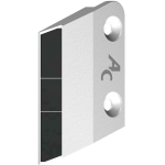 Tiefenlockerermeissel Agrisem mit HM LAB 5122D (rechts)