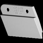 Tiefenlockerermeissel Agrisem mit HM LAB 5122D (rechts) Agricarb