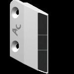 Tiefenlockerermeissel Agrisem mit HM LAB 5122G (links)