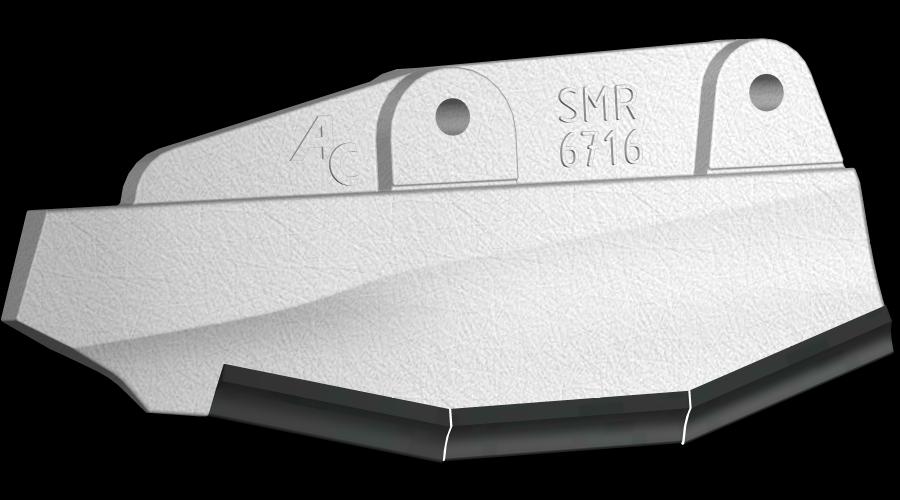 Sämaschinenschare Monosem SMR 6716 mit HM Agricarb