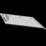 "Pflugschar Lemken 20"" mit HM SBL 2034G (links)"