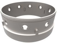 Bohrrohrverbinder 750 mm (vatertail)