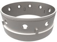 Bohrrohrverbinder 1800 mm (vatertail)