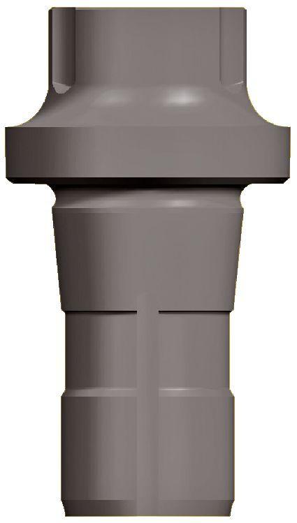 Rundschaftmeißel-Halter KPF 303-87 (22 mm)