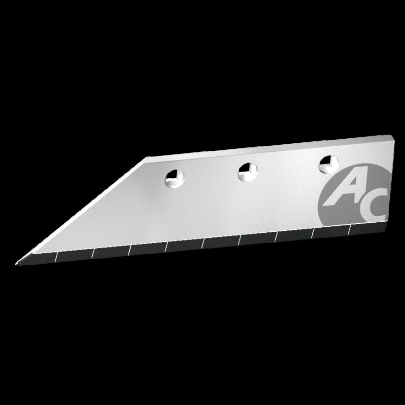 "Pflugschar Gregoire-Besson 14"" mit HM SBG 0401G (links) Agricarb"