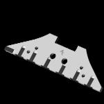 Anlage Kverneland mit HM CSK 0608D (rechts)