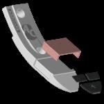 Scharspitze Lemken mit HM BDL 4441C+