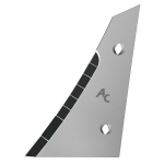 Streichblechvorderteile Kverneland mit HM ETK 0250G (links)