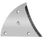 Streichblechvorderteile Lemken mit HM ETL 3450D (rechts)