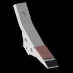 Tiefenlockerermeißel Maschio mit HM SDM 0370-R