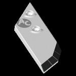 Pflugspitzen Lemken mit HM PBL 4054NG (links)