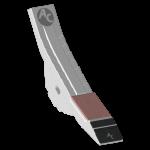 Tiefenlockerermeißel Quivogne mit HM SDQ 2070-R
