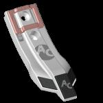 Scharspitze Horsch mit HM SCH0080P-R