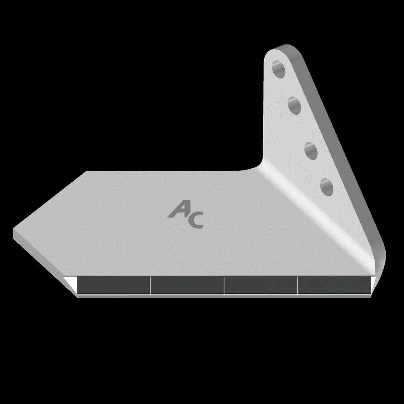 Flügelschar Alpego mit HM ADH 0856D (breit, rechts) Agricarb