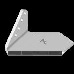 Flügelschar Alpego  mit HM ADH 0856G (breit, links)