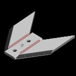 Flügelschar Amazone  mit HM ADA 3310