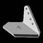 Flügelschar Horsch  mit HM ADH 0854D (schmal, rechts)